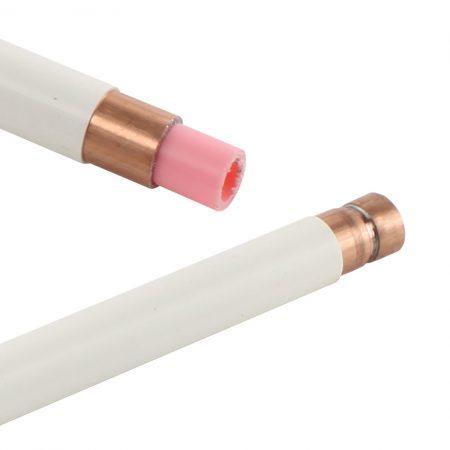 conduit cable close up