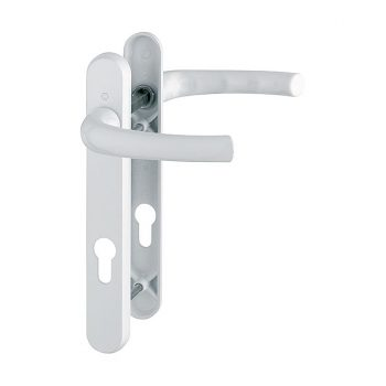 Hoppe Tokyo Lever/Lever 92pz in white