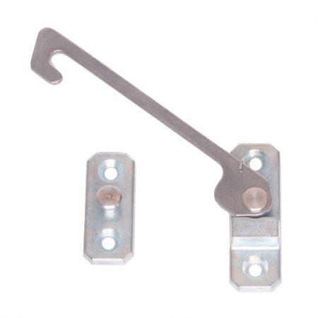 CF Sprung Auto-latch restrictor - left hand