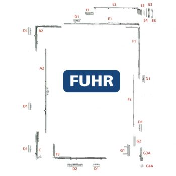 Fuhr Tilt & Turn Systems