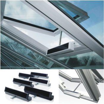 Solar Powered Window Opener