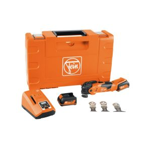 Fein Cordless MultiMaster AMM 300 Plus Start full kit with carry case