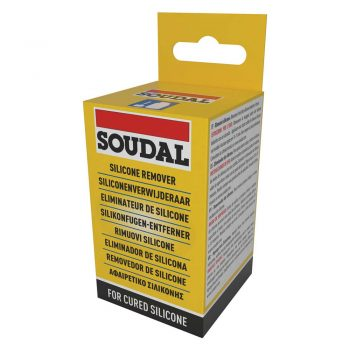 Soudal Silicone remover in a box