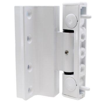 SFS Dynamic 2D/C Composite Door Hinge white