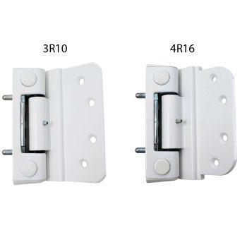 Fab & Fix Haven Intelligent 3R10 and 4R16 Composite Door Hinges